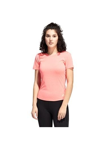 adidas Perf Tee Kadın Kısa Kol T-Shirt Pembe